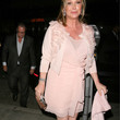Kathy Hilton Clothes - Wrap Dress