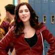 Katie Findlay Clothes - Leather Jacket
