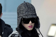 Katy Perry Earflap Wool Cap