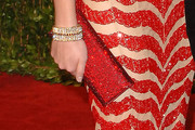 Katy Perry Gemstone Inlaid Clutch