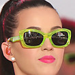 Katy Perry Neon Sunglasses