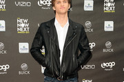 Keegan Allen Leather Jacket