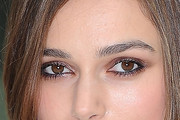 Keira Knightley Neutral Eyeshadow
