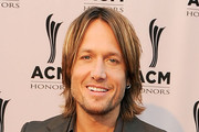 Keith Urban Medium Layered Cut