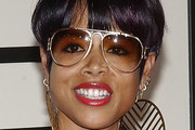 Kelis Aviator Sunglasses