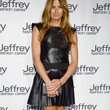 Kelly Bensimon Leather Dress