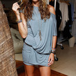 Kelly Bensimon Off-the-Shoulder Dress