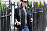 Kelly Brook Blazer