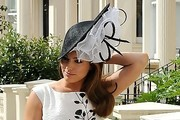 Kelly Brook Decorative Hat