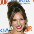 Kelly Brook Hair - French Twist