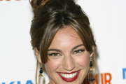 Kelly Brook French Twist