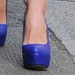 Kelly Brook Shoes - Platform Pumps