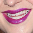 Kelly Osbourne Bright Lipstick