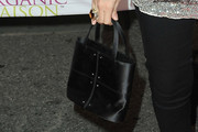 Kelly Preston Satin Purse