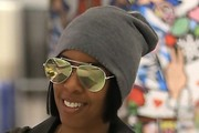 Kelly Rowland Winter Hats