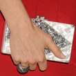 Kelly Rutherford Handbags - Hard Case Clutch