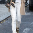 Kelly Rutherford Clothes - Khakis