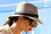 Kendall Jenner Dress Hats