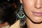 Kendall Jenner Chandelier Earrings