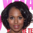 Kerry Washington Hair - Curled Out Bob