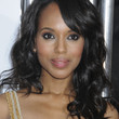 Kerry Washington Long Curls