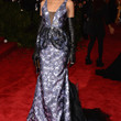Kerry Washington Clothes - Mermaid Gown