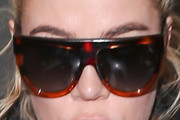 Khloe Kardashian Novelty Sunglasses