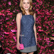 Kiernan Shipka Clothes - Denim Dress