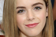 Kiernan Shipka Shoulder Length Hairstyles