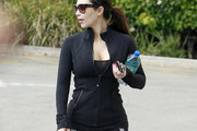 Kim Kardashian Zip-up Jacket