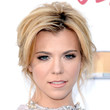 Kimberly Perry Hair - Bobby Pinned updo