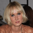 Kimberly Stewart Hair - Short cut with bangs