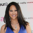 Kimora Lee Simmons Hair - Long Side Part