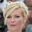 Kirsten Dunst Hair - Bobby Pinned updo