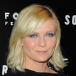 Kirsten Dunst Hair - Medium Wavy Cut with Bangs