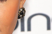 Kourtney Kardashian Gemstone Studs