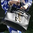 Kourtney Kardashian Handbags - Leather Tote