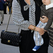 Kourtney Kardashian Handbags - Quilted Leather Bag