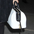 Kris Jenner Leather Tote