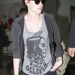 Kristen Stewart Athletic Top