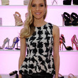 Kristin Cavallari Clothes - Peplum Top