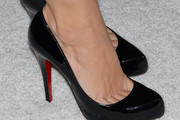 Kristin Davis Evening Pumps