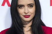 Krysten Ritter Long Hairstyles