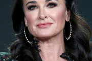 Kyle Richards Long Hairstyles