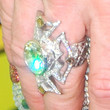 Kyle Richards Statement Ring