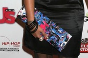 La La Anthony Oversized Clutch
