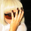 Lady Gaga Beauty - Dark Nail Polish