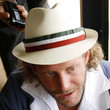 Lapo Elkann Hats - Straw Hat