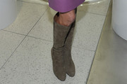 Lara Spencer Knee High Boots