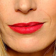 Laura Bailey Red Lipstick